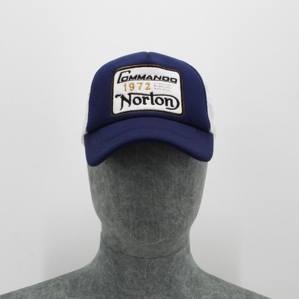 Gorra Trucker Denis Navy