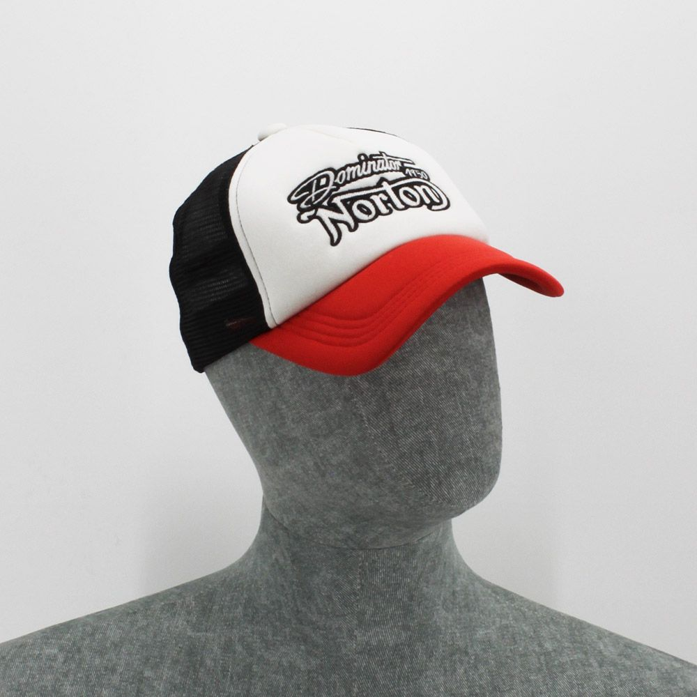 Gorra Trucker Enzo Red