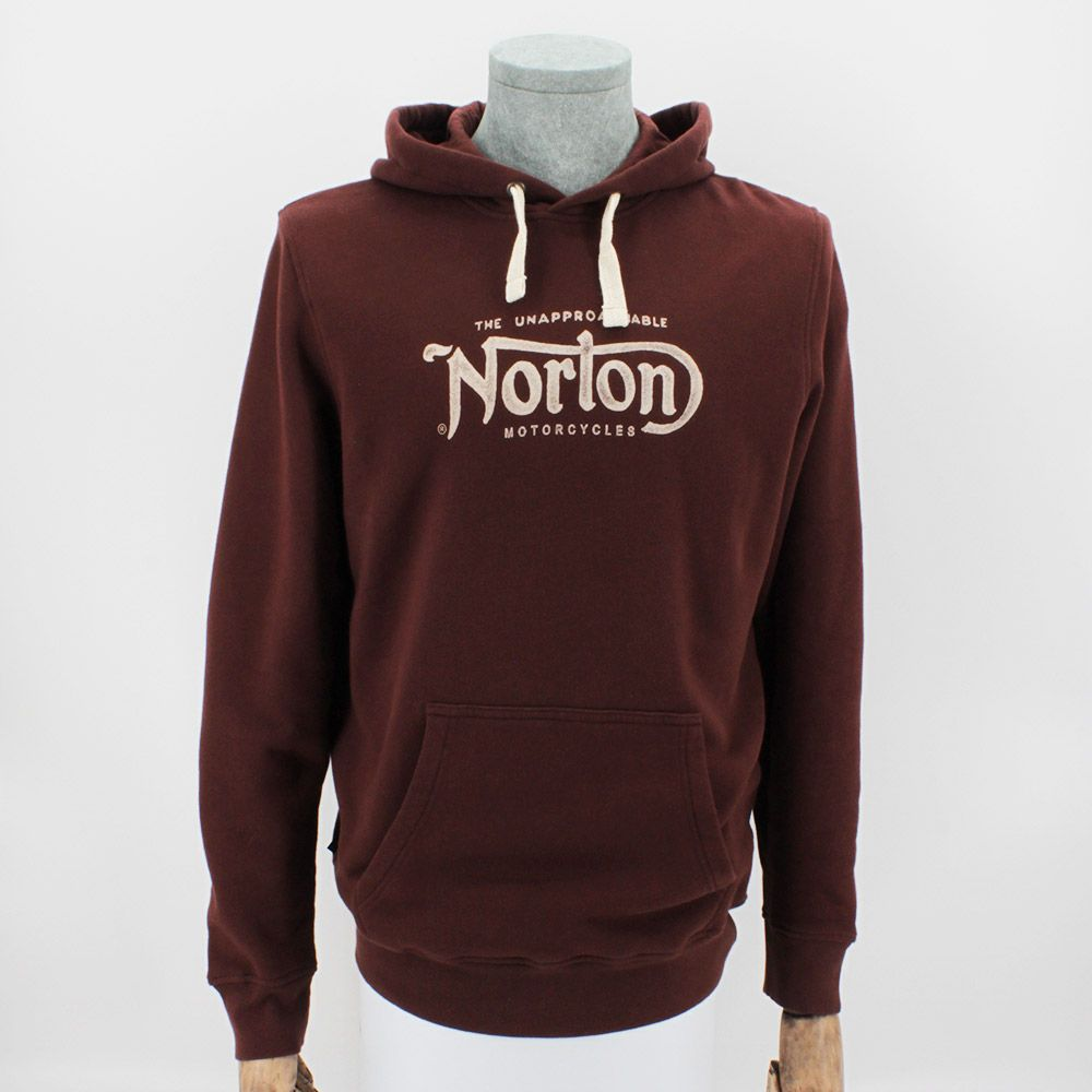 Sudadera Norton Fowler Merlot
