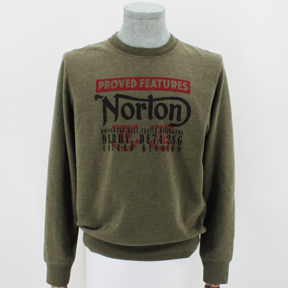 Sudadera Norton Josephy Bitter