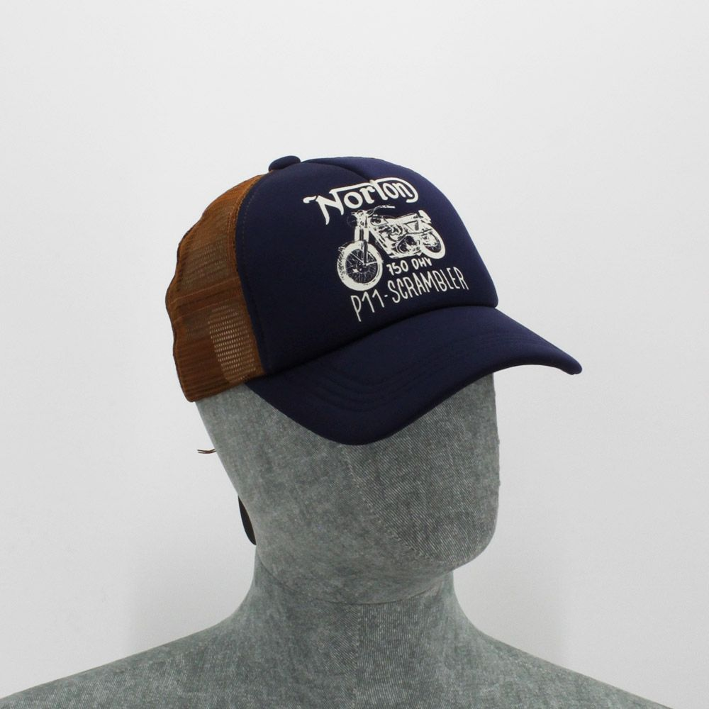 Gorra Norton Trucker Hugo Old Navy
