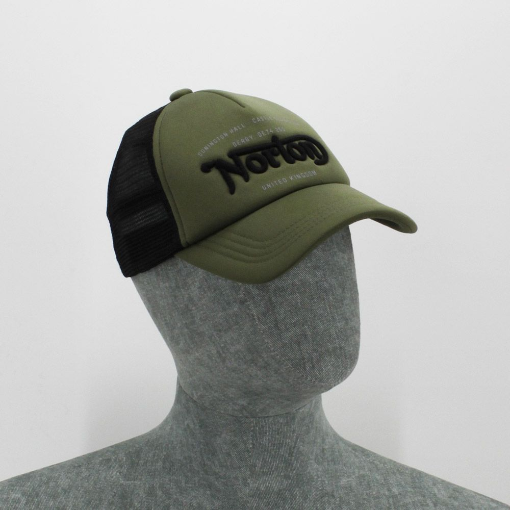 Gorra Norton Trucker Mathew Bitter