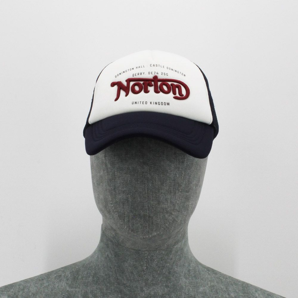 Gorra Norton Trucker Mathew Deep Sea