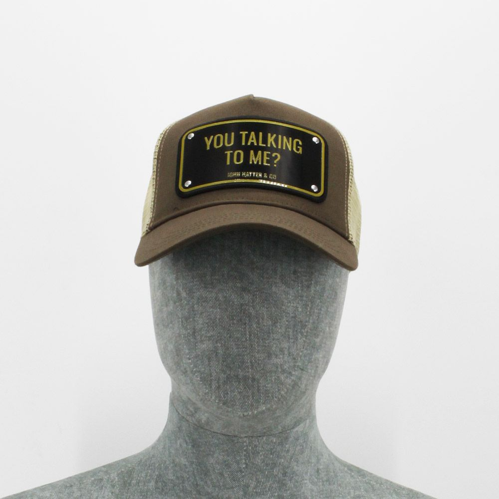 Gorra John Hatter & Co 'You Talking To Me?'