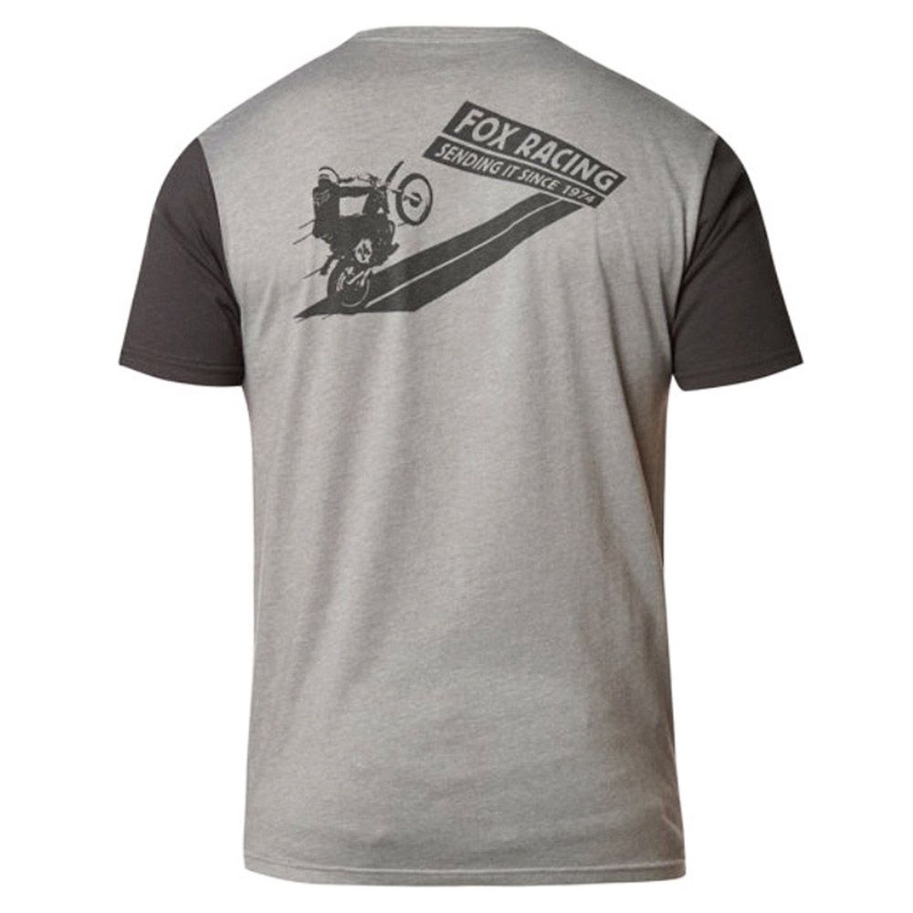 Fox Camiseta Sending It Grey/Black