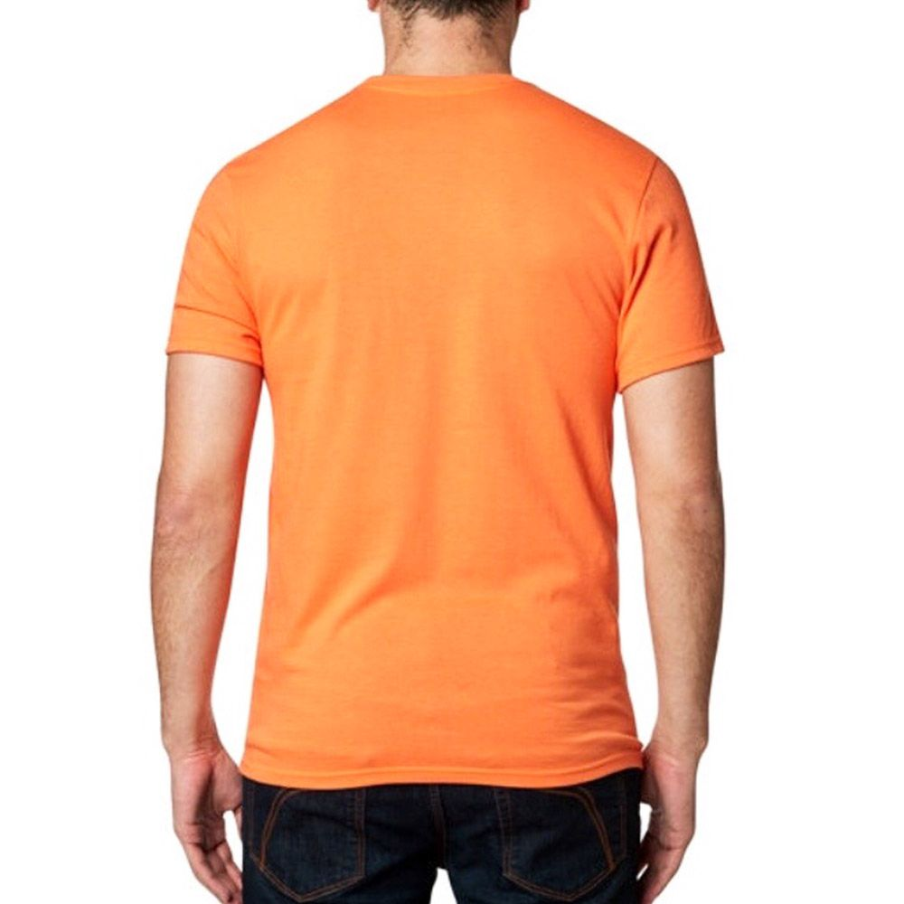 Fox Camiseta Warp Speed Orange Flame
