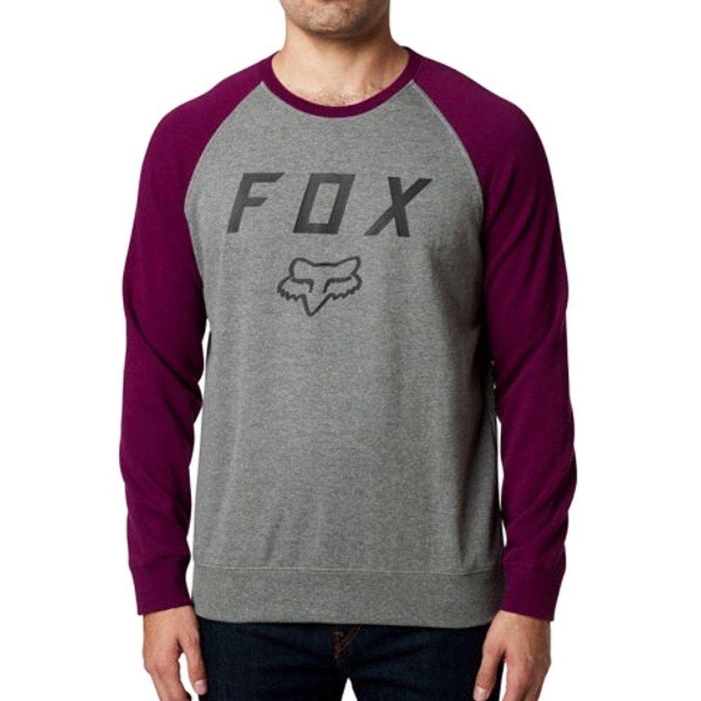 Fox Sudadera Legacy Dark Purple