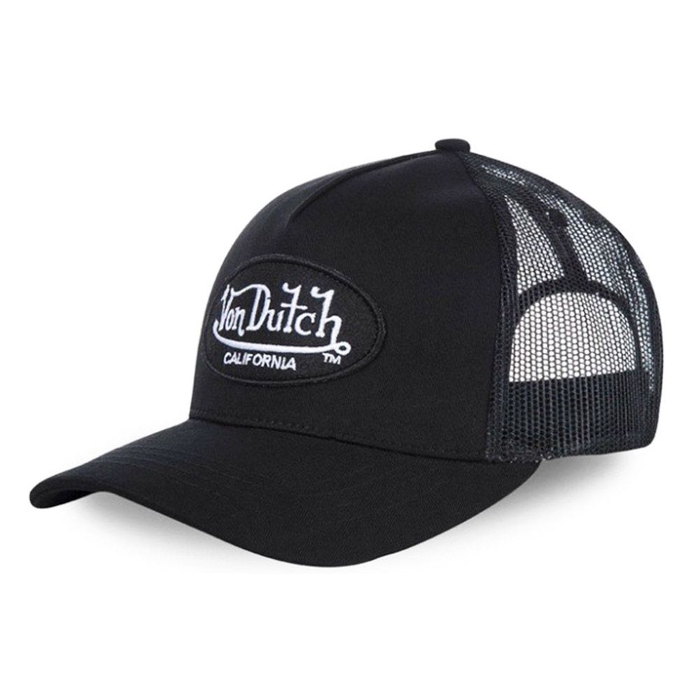 Von Dutch Gorra Cas1  Black