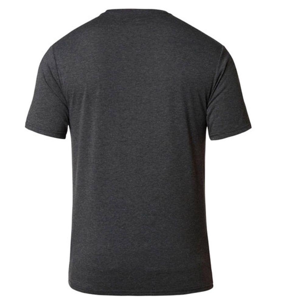 Fox Camiseta Deck Heather Black