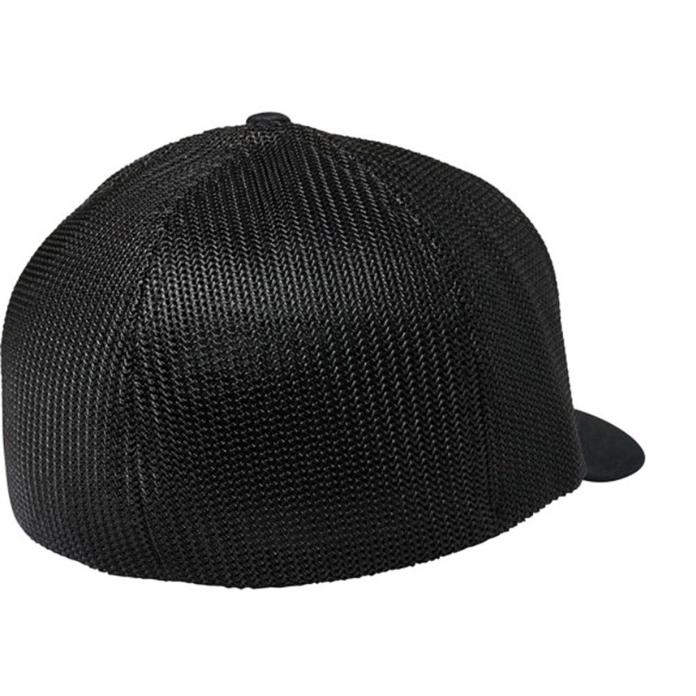 Fox Gorra Head Strike Flexfit Black