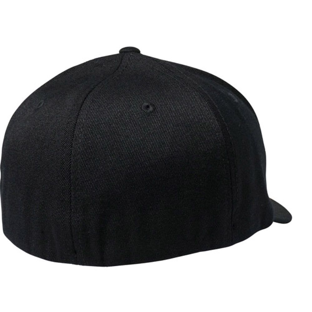 Fox Gorra Number 2 FlexFit Black