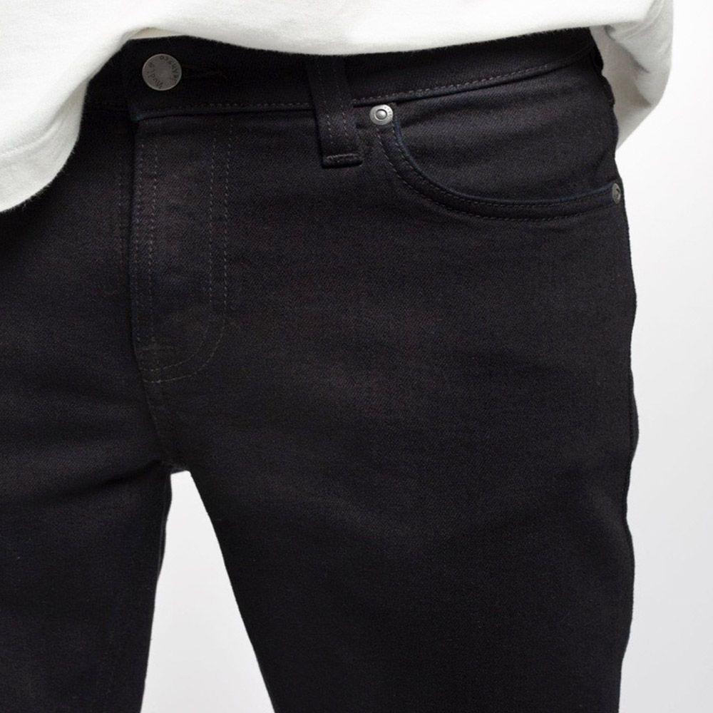 Nudie Jeans Vaquero SkynniLin Black Black