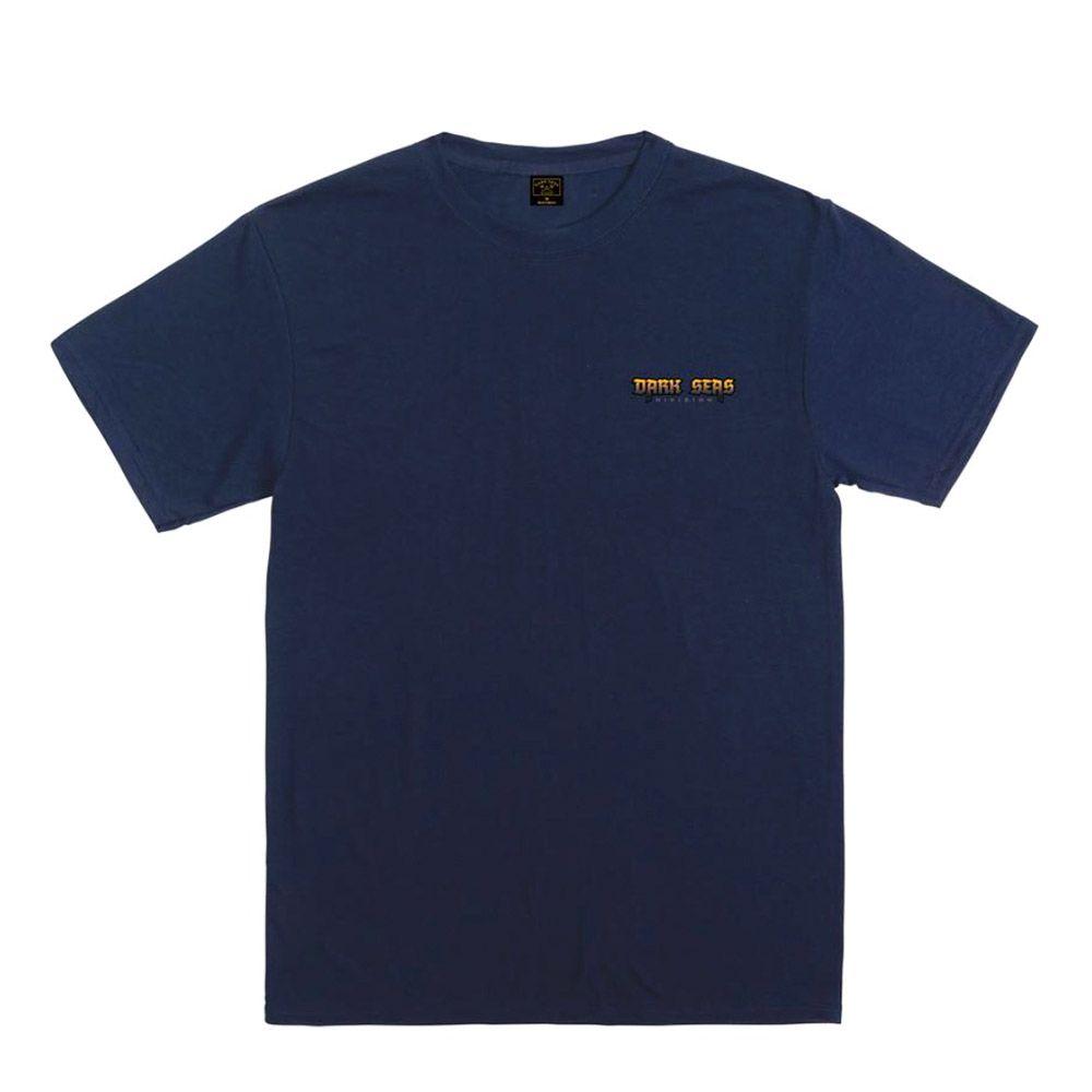 Dark Seas Camiseta Raw Power Navy