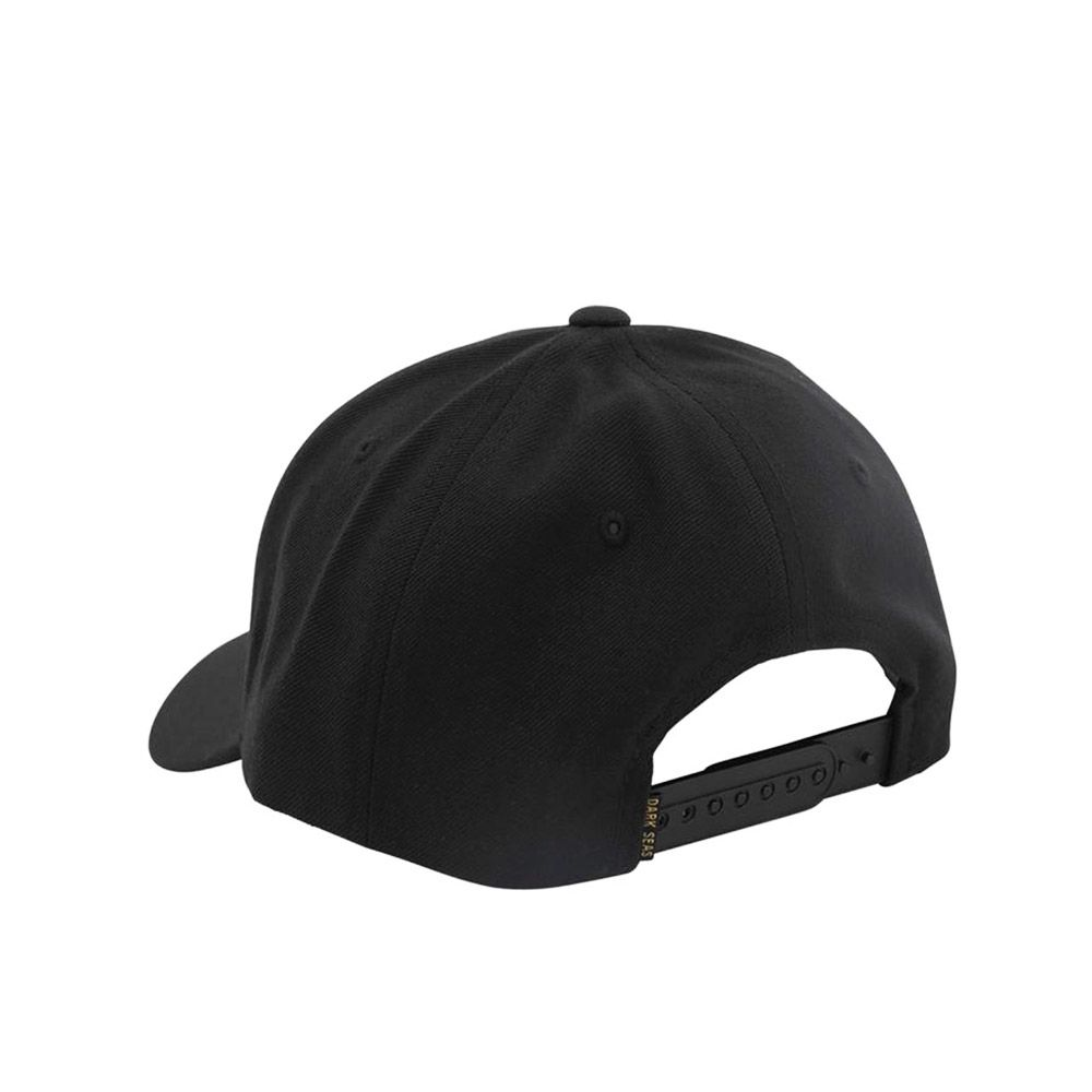 Dark Seas Gorra Jammer Black
