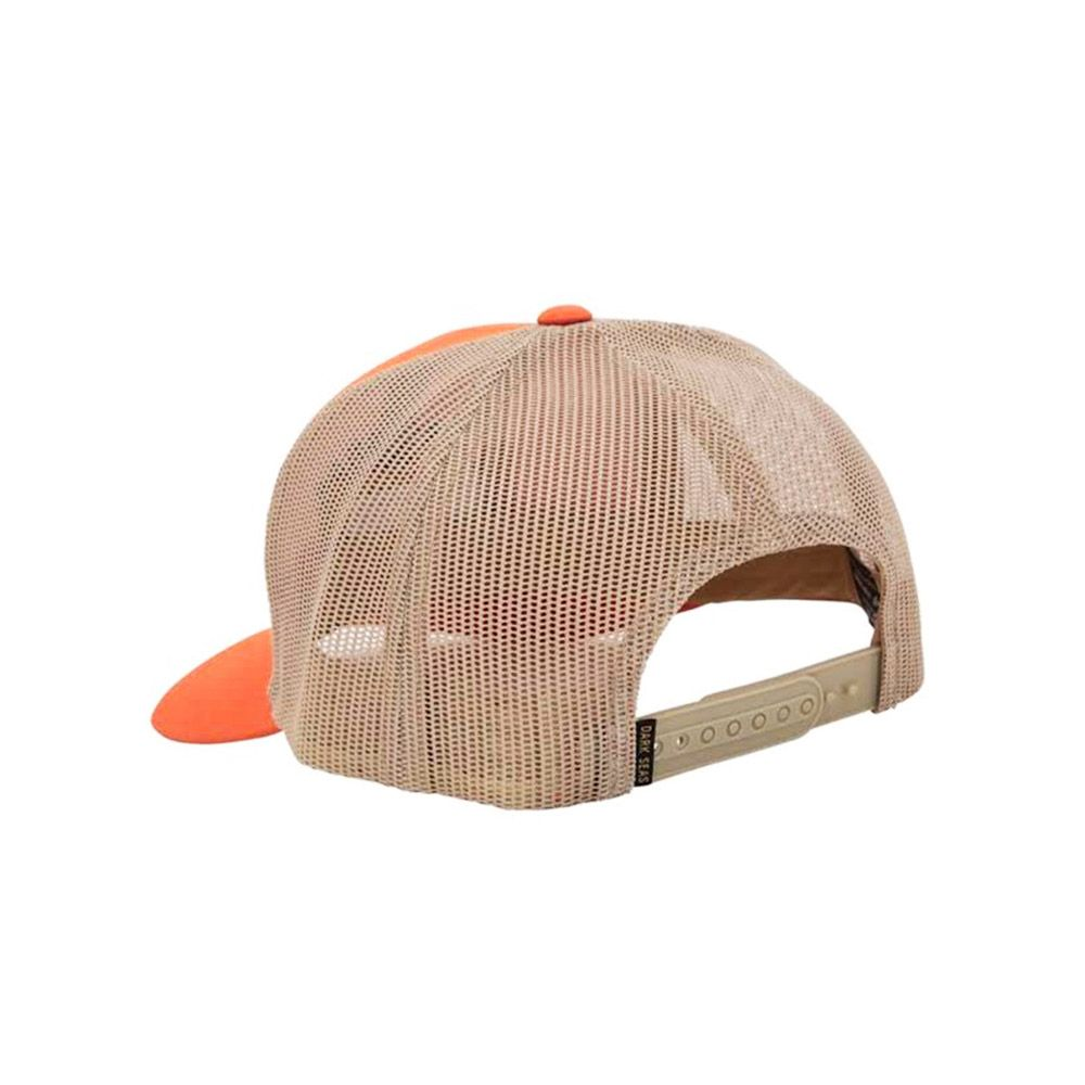 Dark Seas Gorra Murre Orange/Khaki