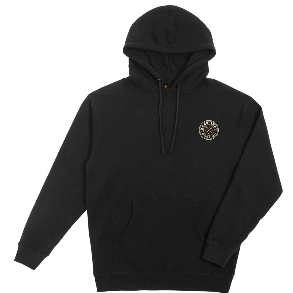 Dark Seas Sudadera Moniker Black
