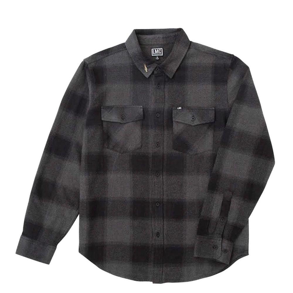 Loser Machine Camisa Alta Dena Black