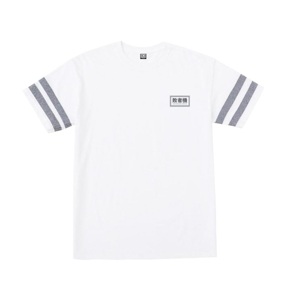 Loser Machine Camiseta Caution White