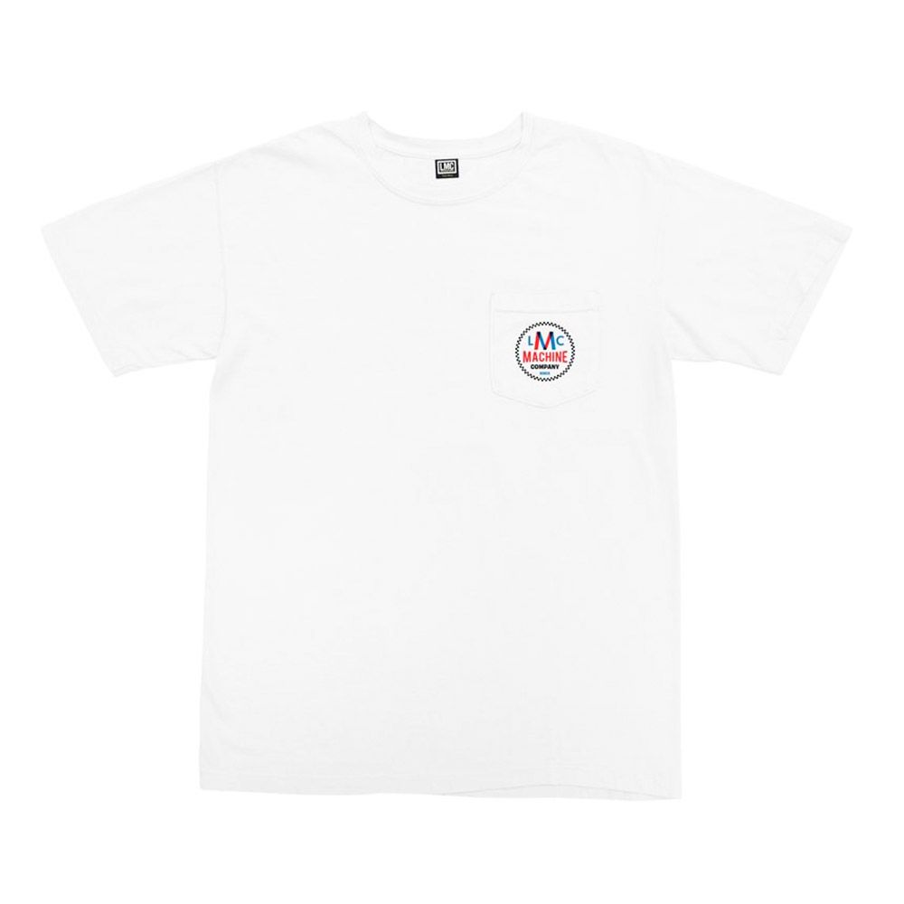 Loser Machine Camiseta Four Stroke White