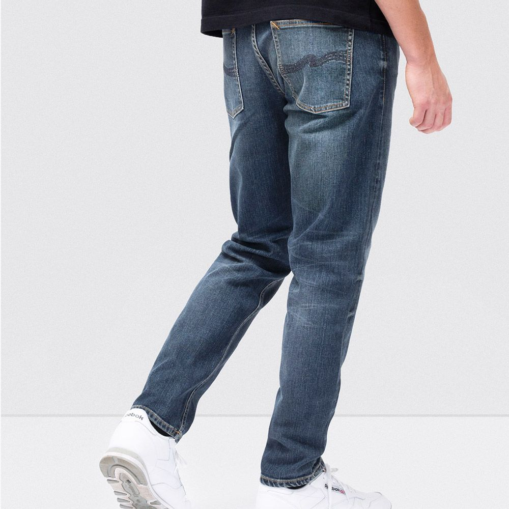 Nudie Jeans Steady Eddie II Indigo Shades