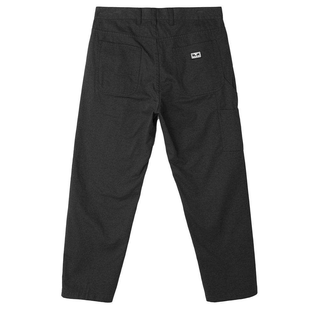 Obey Hardwork Carpenter Black