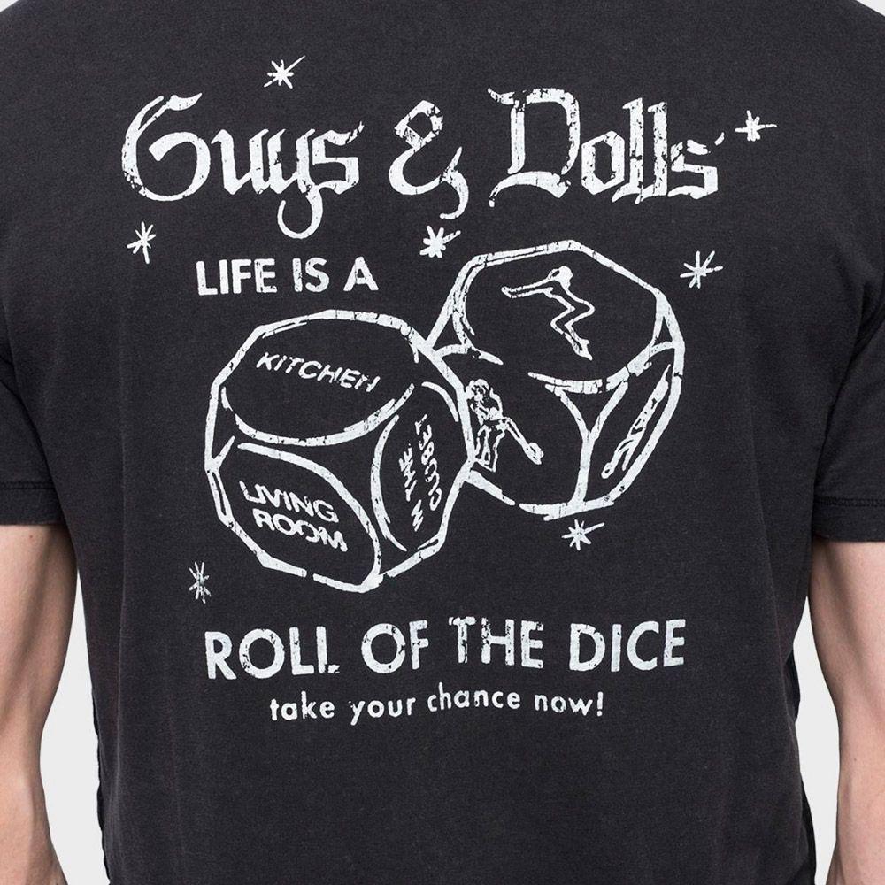 Replay Camiseta Guys Dolls